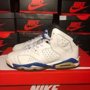 """Air Jordan 6 """"Sport Blue"""""""